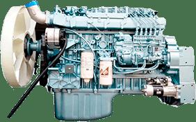 Дизельный двигатель Евро II