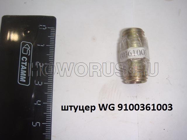 штуцер WG 9100361003