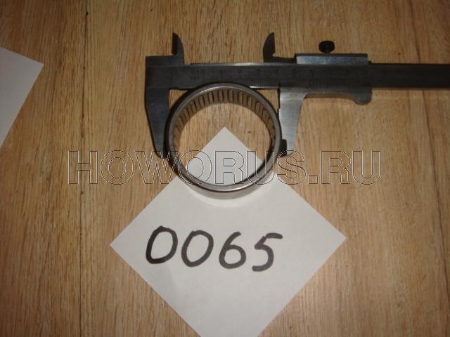 F2000 подшипник шкворня нижний 06.33719.0065