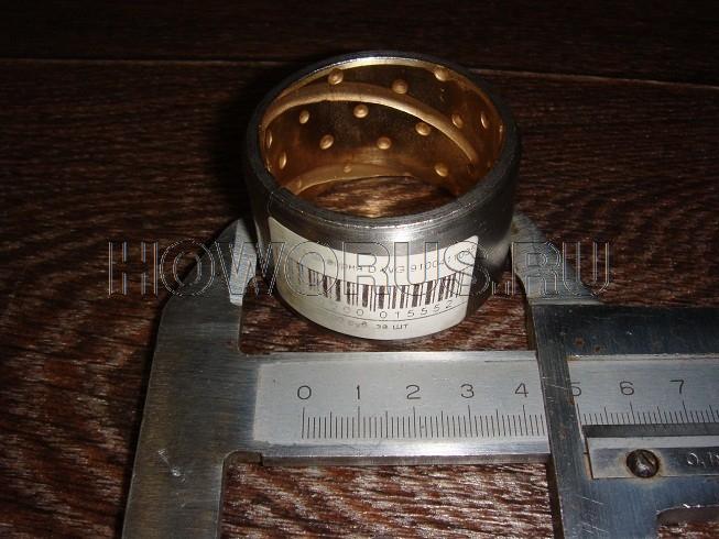 втулка шкворня D WG 9100411035