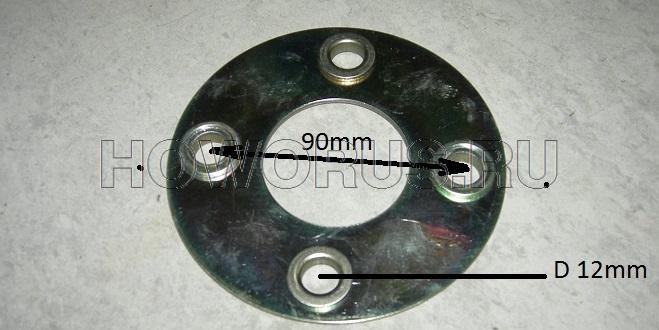 пластины гибкие ТНВД VG1560080219 VG 1092080401-120